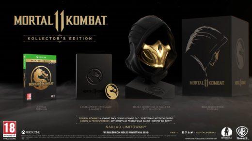 mortal kombat 11 kollektor's edition