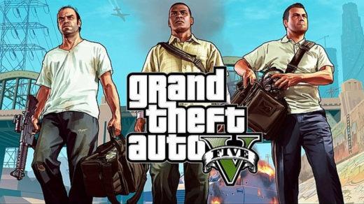 GTA V Grand Theft Auto V