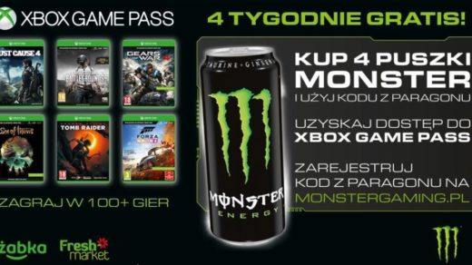 xbox game pass monster