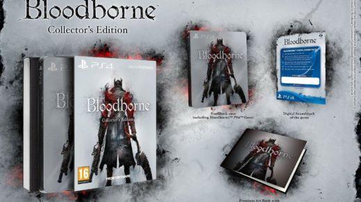 Bloodborne edycja limitowana