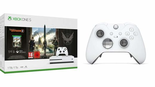 Xbox One S + kontroler Elite