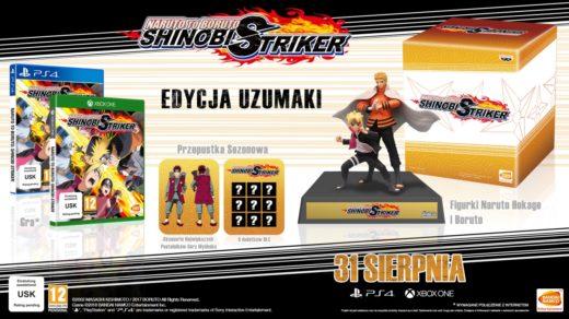 naruto to boruto shinobi striker uzumaki collectors edition