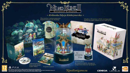 Ni No Kuni II Edycja kolekcjonerska