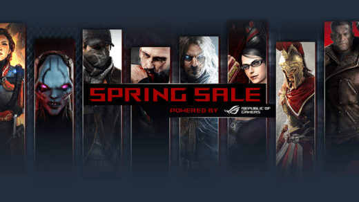 Gamesplanet Springsale