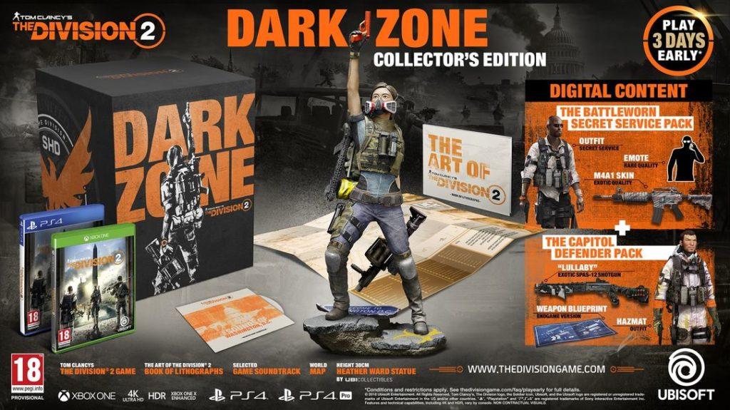 The Division 2 Dark Zone edycja kolekcjonerska